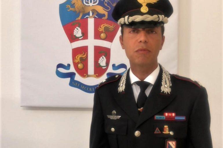 Carabinieri Sergeant Francesco Cinnarella