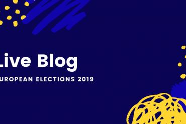European Elections 2019 Live