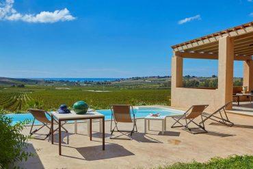 Villa Le Cicale, Sicily