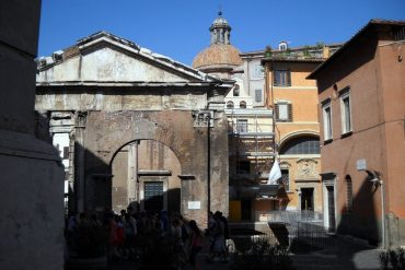 Jewish Italian Community