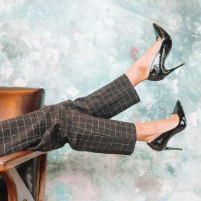 Stiletto Heels Italy