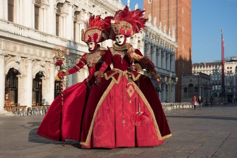 Carnival Venice Carnevale