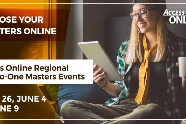 Access Online Masters