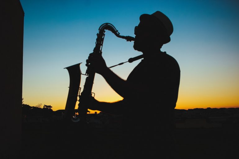 Italy And Jazz Music