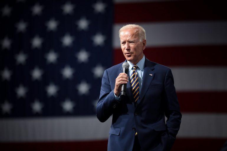 America Elections 2020 BIden