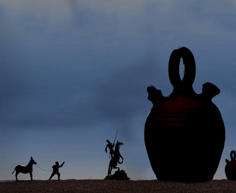 Don Quijote Pirandello