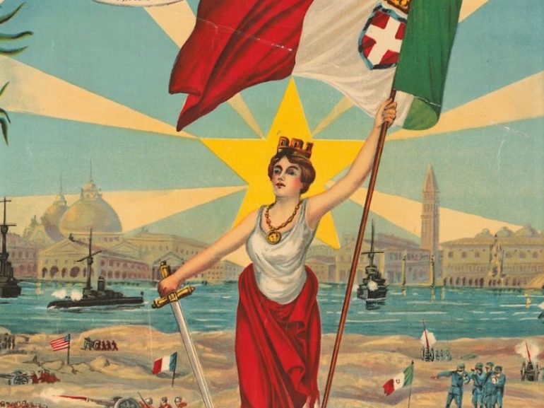 Fascism Italy Irredentism