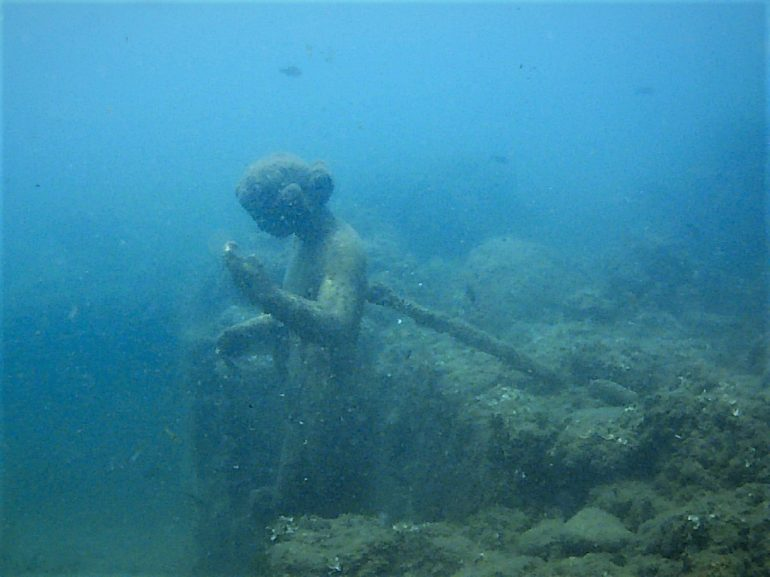 Italian Towns Underwater