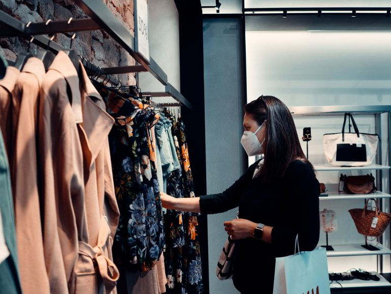 Italian Fashion Industry Withstands Covid 19 pandemic crisis
