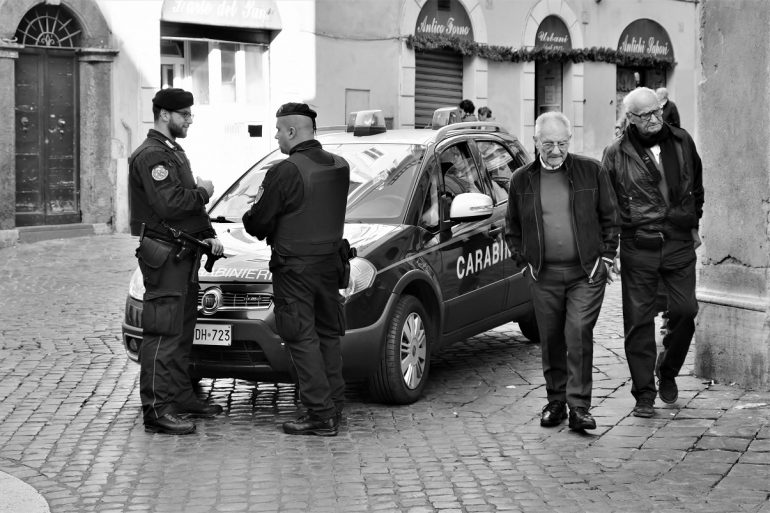 Carabinieri Encounter