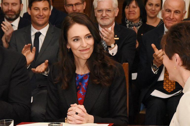 Jacinda Ardern New Zealand's Prime Minister
