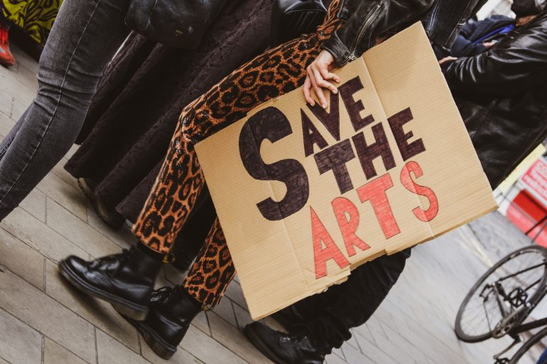 Save culture and arts