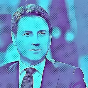Giuseppe Conte - Italian of the Year 2020