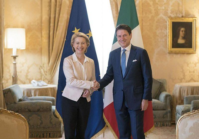 Giuseppe Conte meets UVL
