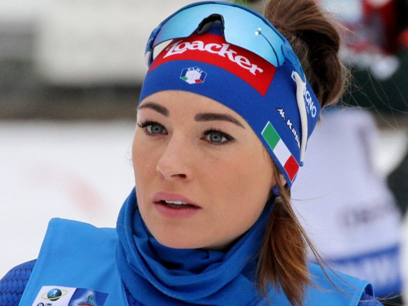 Italian Sports Dorothea Wierer