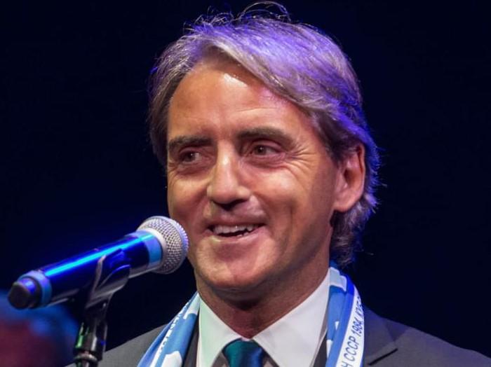 Roberto Mancini Italian Sports 2020