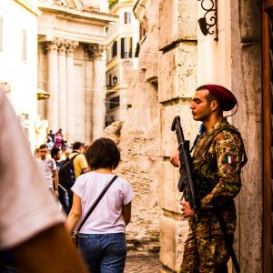 Terrorism Italy