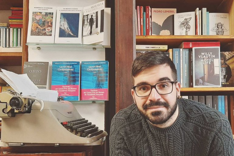 Independent Booksellers Mattia Garavaglia