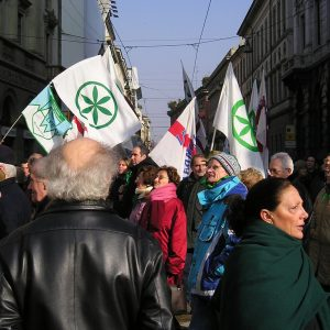 Italian Secessionist Movements Lega