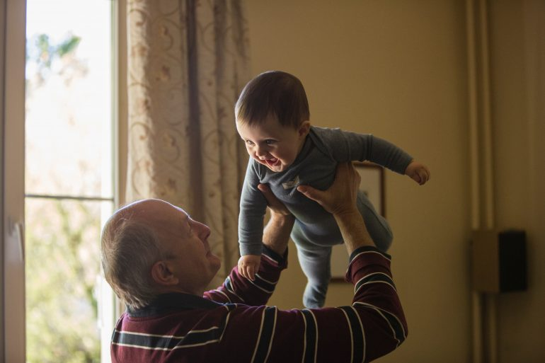 what rights do grandparents have over their grandchildren