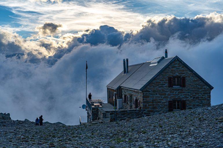 Culture Italian Alps Mountain Hut