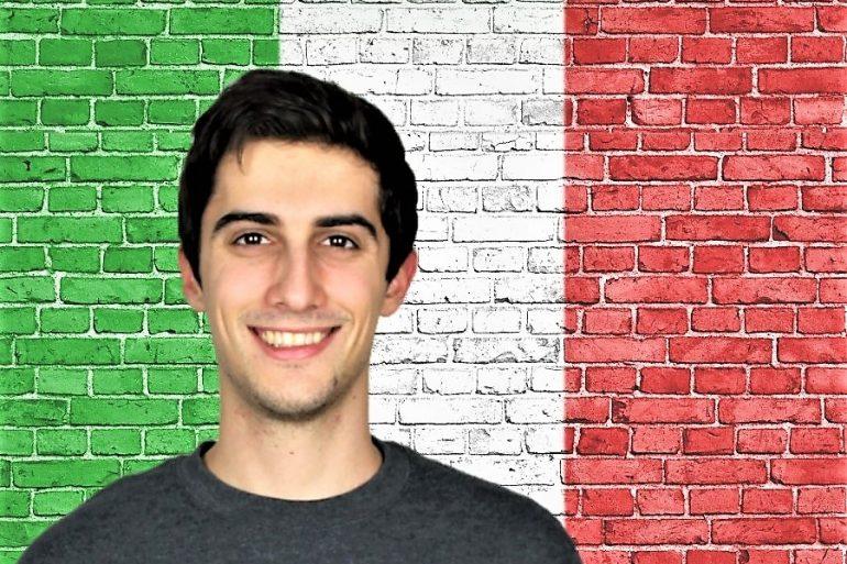 Learn Italian with Davide