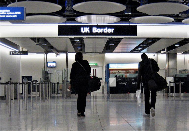 EU Citizens UK Border