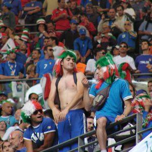 Euro 2020 Italy Fans
