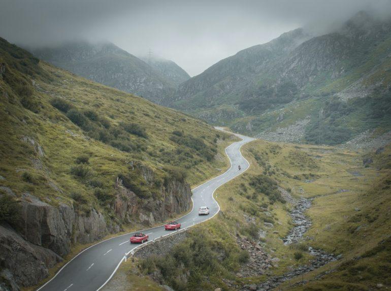 Roadtripping Great Bernard Pass