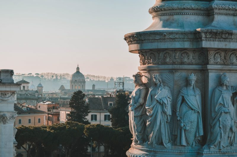 Rome - Roadtripping in Italy