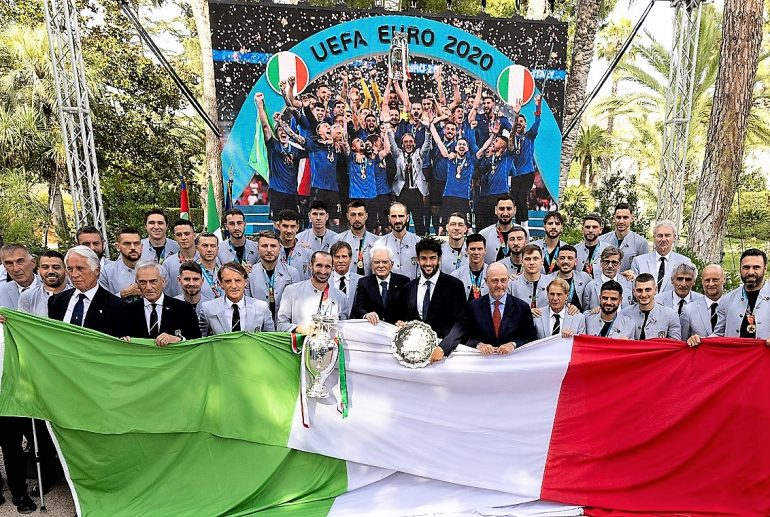 World Cup 2022 Italy Team