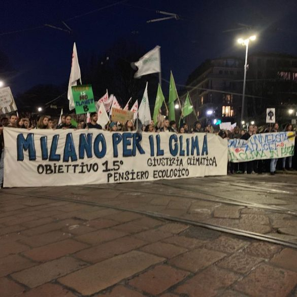 Regional climate action Milan