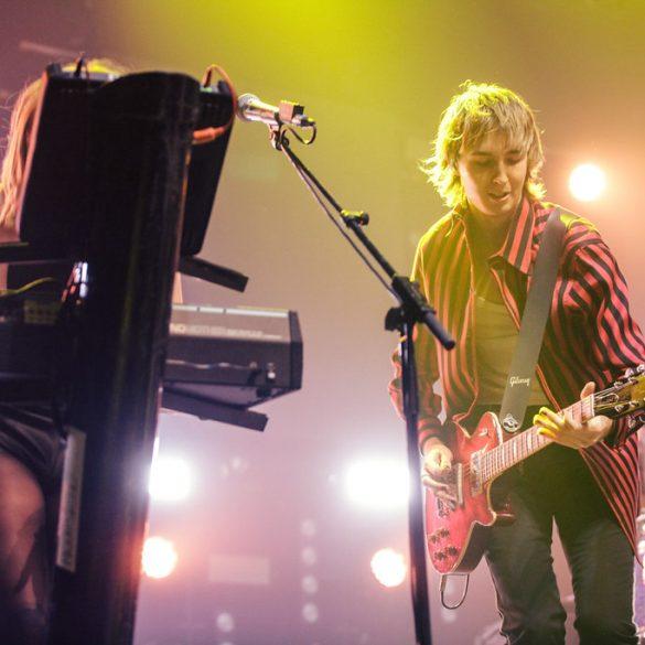 Måneskin guitarist Thomas Raggi