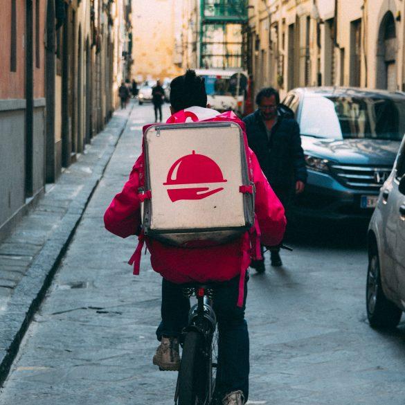 Delivery Worker Zero Netflix