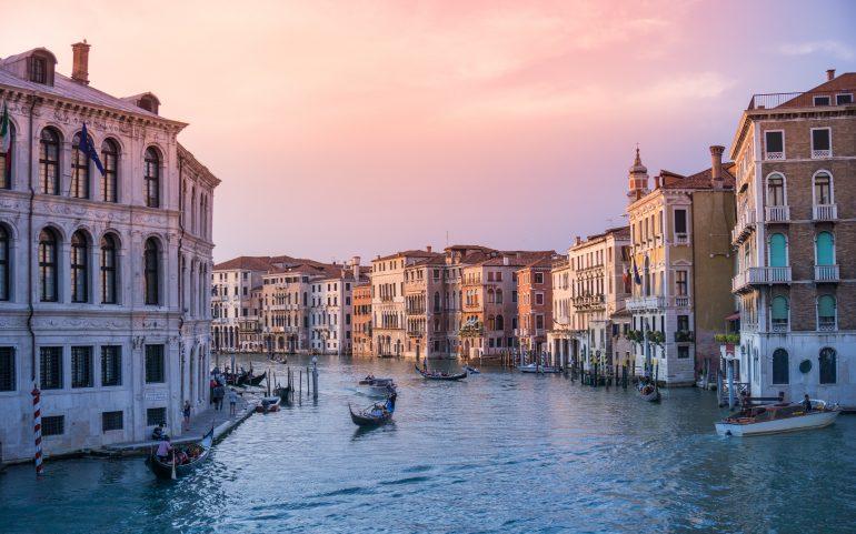 Italian Grand Tour Venice