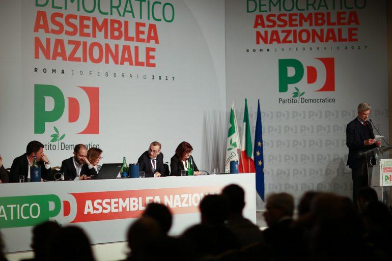 Italian Democratic Party Assembly
