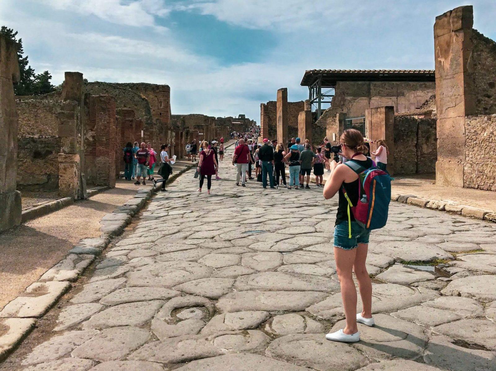 Cultural powerhouse Pompeii