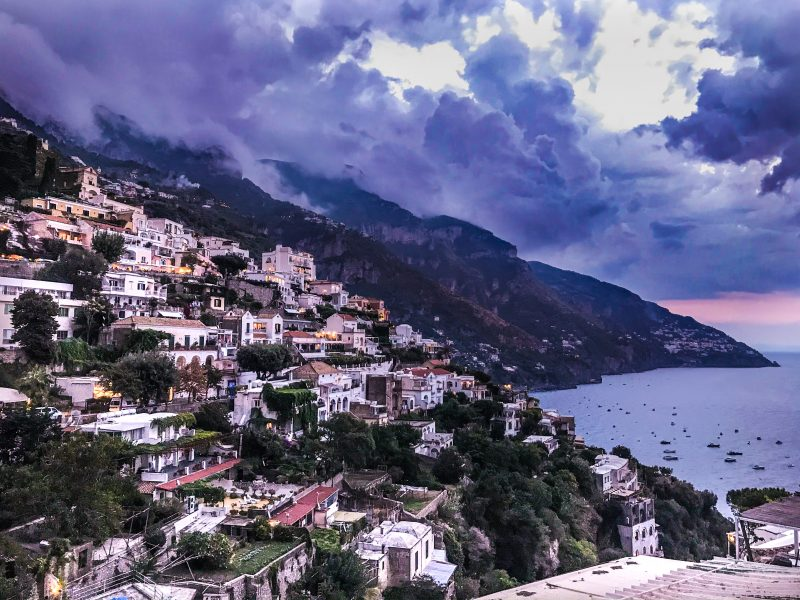 Positano_Amalfi_Coast_Italian Ceramics