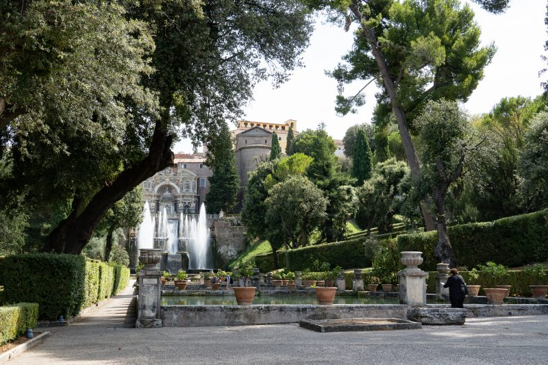 Europe's cultural powerhouse Villa d'Este