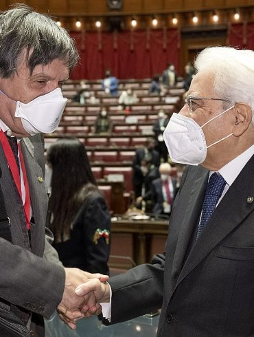 Giorgio Parisi Nobel Prize