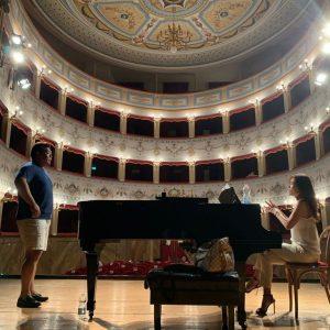 Italian Opera singers from Asia